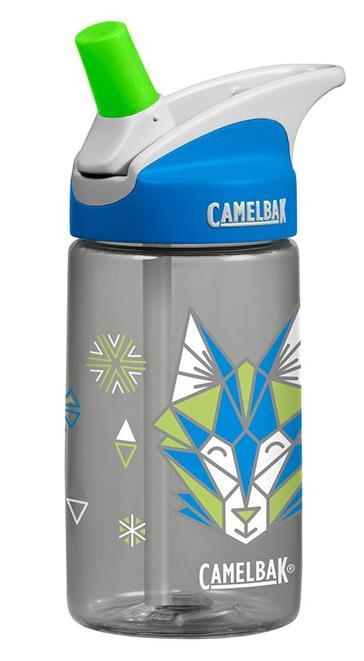 CAMELBAK Eddy Kids Bottle dětská láhev geo wolf