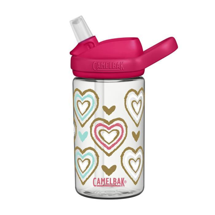 CAMELBAK Eddy+ Kids Bottle dětská láhev Hearts