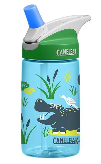 CAMELBAK Eddy Kids Bottle dětská láhev hip hippos