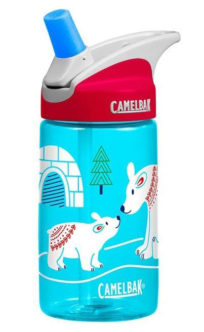 CAMELBAK Eddy Kids Bottle dětská láhev polar bear family