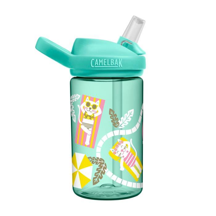 CAMELBAK Eddy+ Kids Bottle dětská láhev Pool Cats