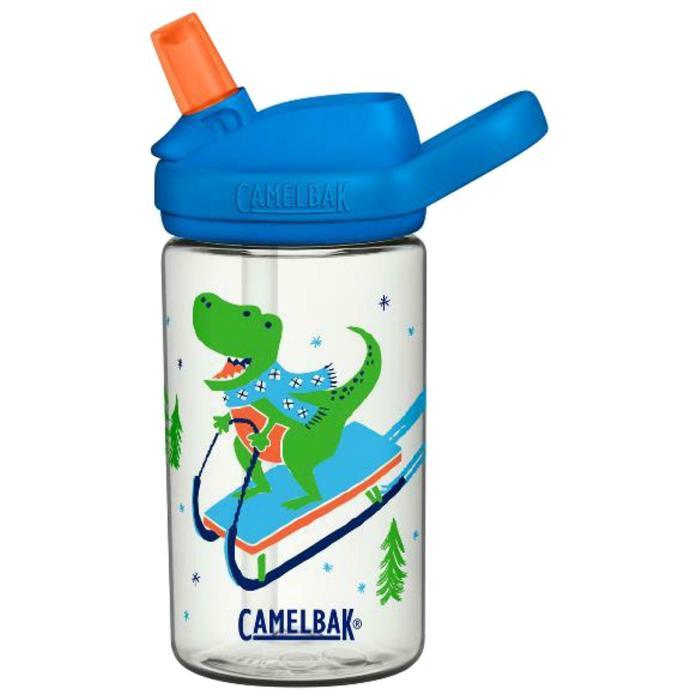 CAMELBAK Eddy+ Kids Bottle dětská láhev Sledding Dinos