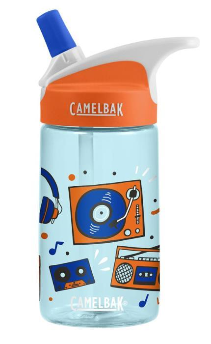 CAMELBAK Eddy Kids Bottle dětská láhev Vinyl Party