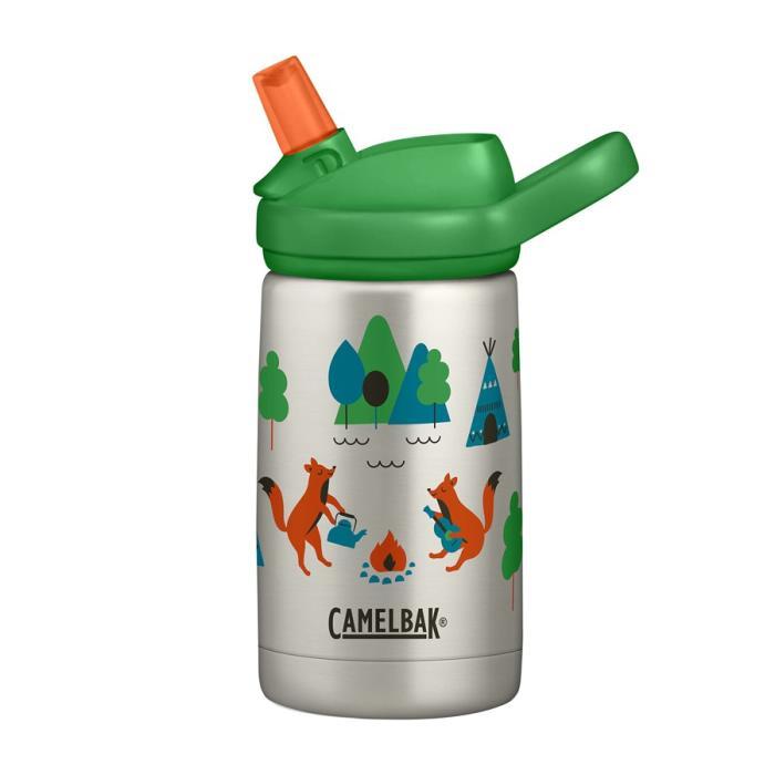 CAMELBAK Eddy+ Kids Vacuum Bottle  dětská láhev Camping foxes