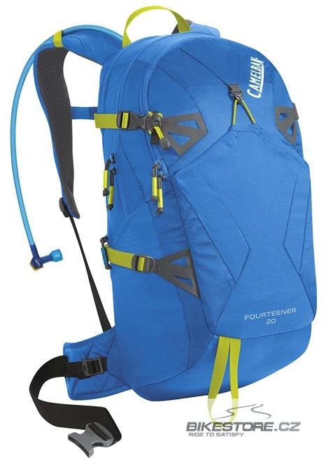 CAMELBAK Fourteener 20 batoh s pitným vakem tahoe blue/lime punch