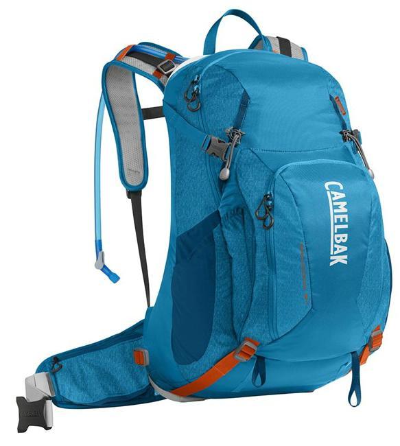 CAMELBAK Franconia LR 24 batoh s pitným vakem grecian blue/pumpkin