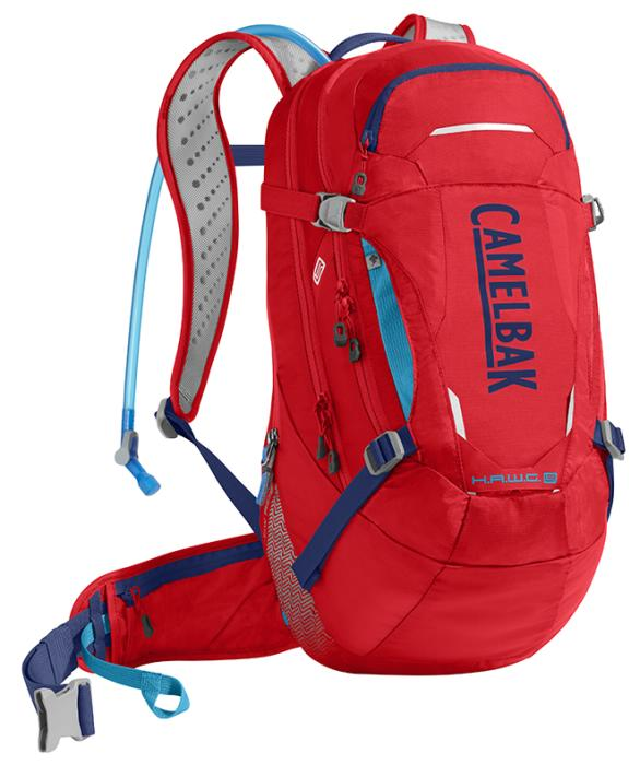 CAMELBAK Hawg LR 20 batoh s pitným vakem racing red/pitch blue