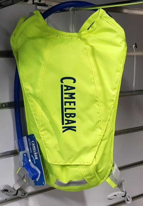 CAMELBAK HydroBak batoh s pitným vakem safety yellow/navy