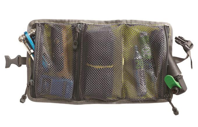CAMELBAK Kudu 12 batoh s chráničem páteře fiery red/silver