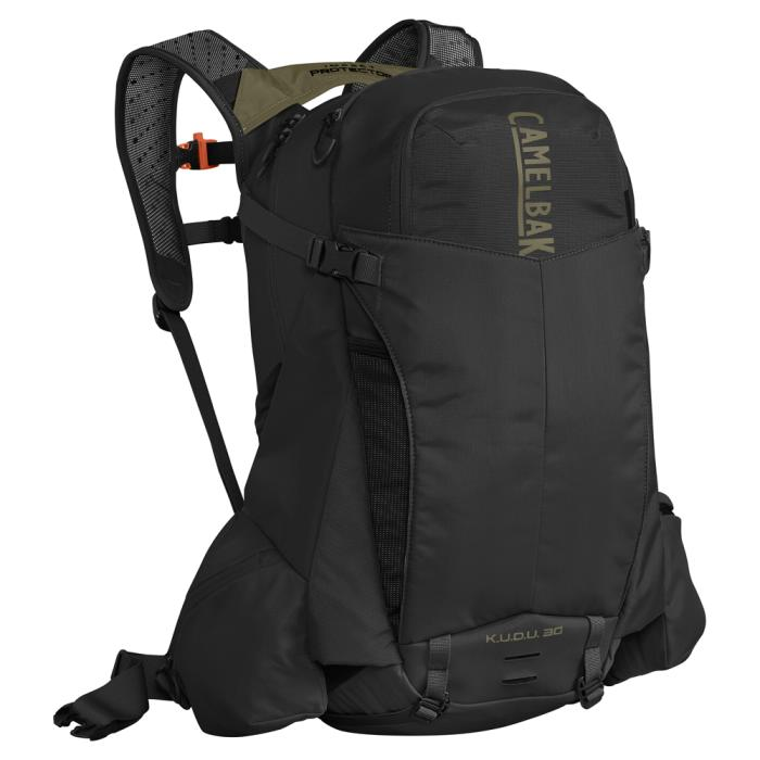 CAMELBAK Kudu Transalp Protector 30 batoh s chráničem páteře dry black, M/L