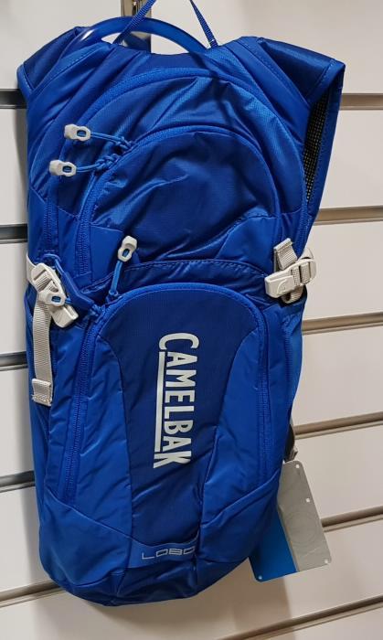 CAMELBAK Lobo batoh s pitným vakem lapis blue/silver