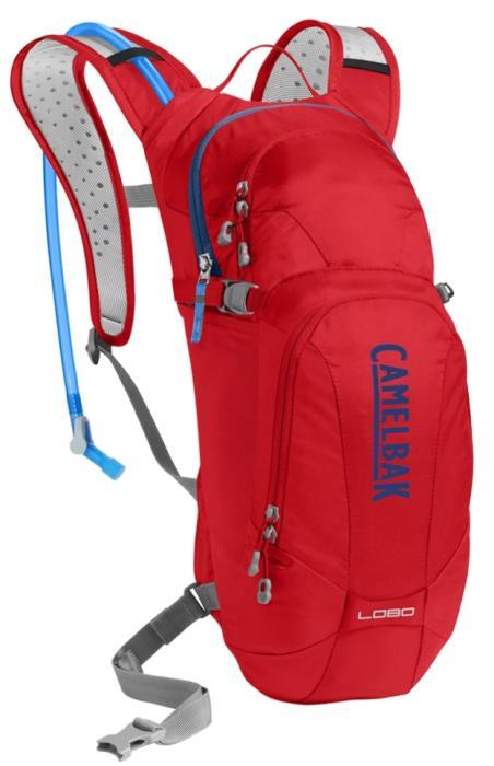 CAMELBAK Lobo batoh s pitným vakem racing red/pitch blue