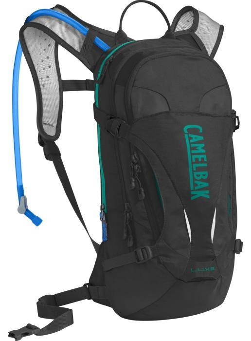 CAMELBAK Luxe dámský batoh s pitným vakem black/columbia jade 7l