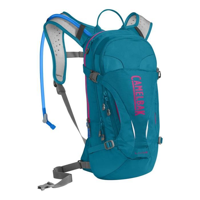 CAMELBAK Luxe dámský batoh s pitným vakem teal/pink