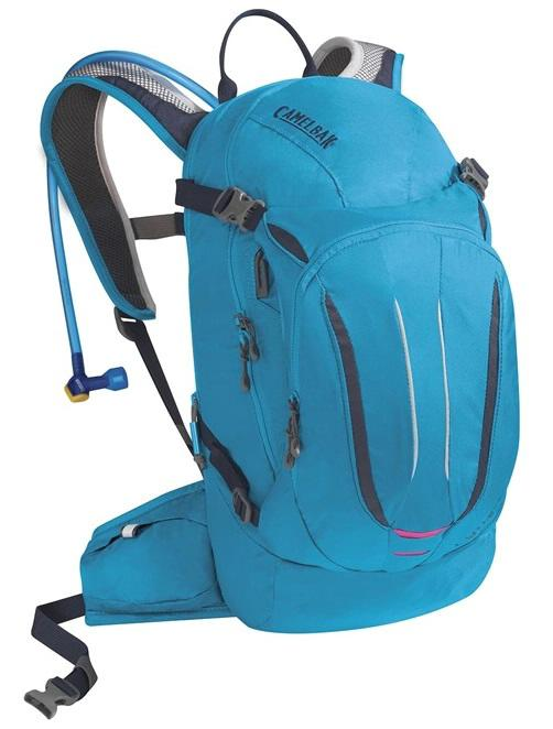 CAMELBAK Luxe NV dámský batoh s pitným vakem atomic blue/black iris