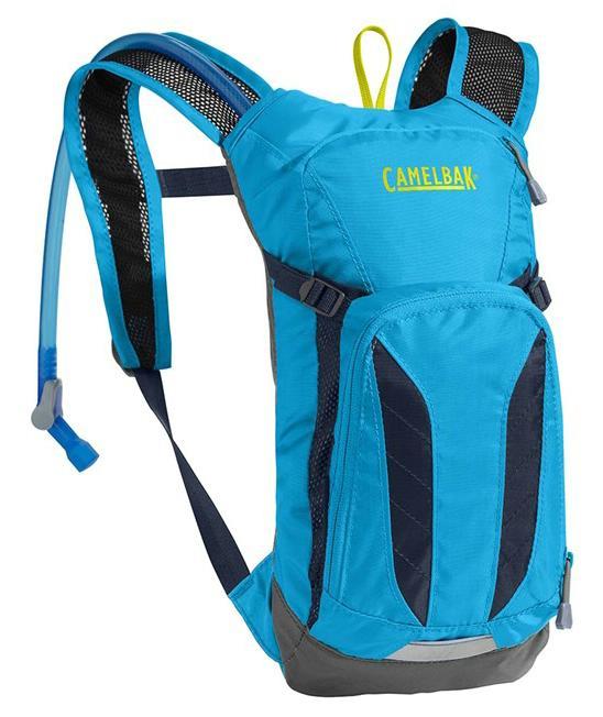 CAMELBAK Mini Mule dětský batoh s pitným vakem atomic blue/navy blazer