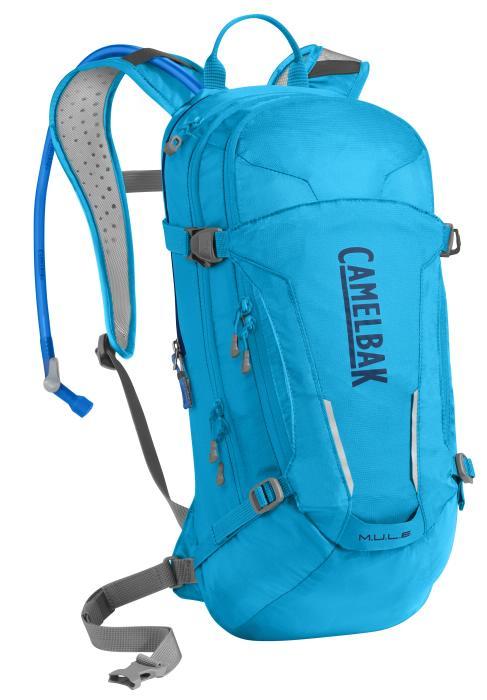 CAMELBAK Mule batoh s pitným vakem atomic blue/pitch blue