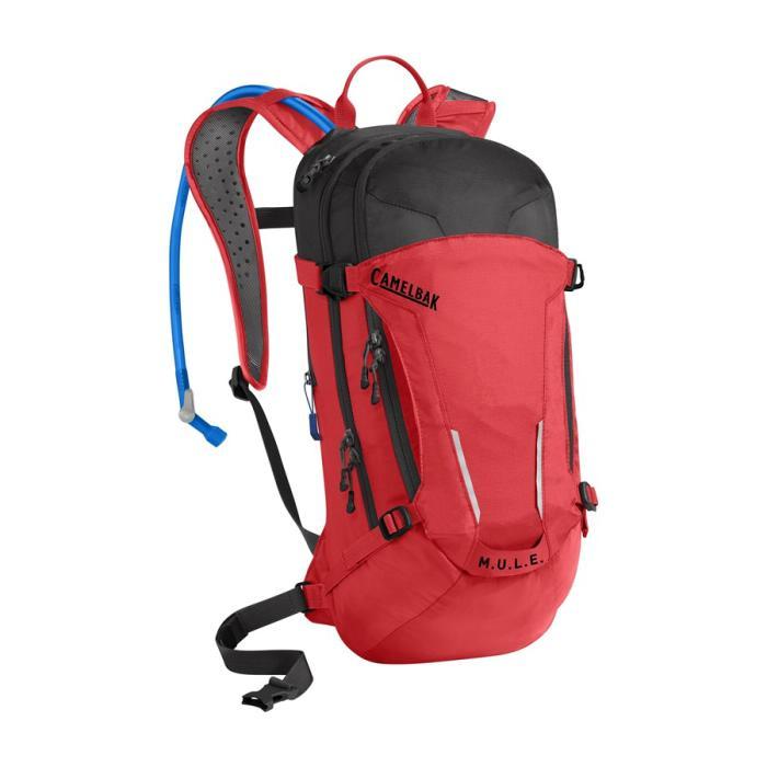 CAMELBAK Mule batoh s pitným vakem racing red/black 9l
