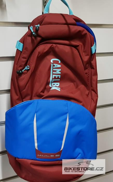 CAMELBAK Mule LR 15 batoh s pitným vakem burgundy/carve blue 12l