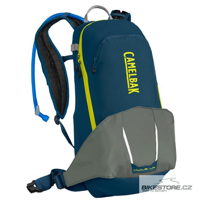 CAMELBAK Mule LR 15 batoh s pitným vakem gibraltar navy/sage grey 12l