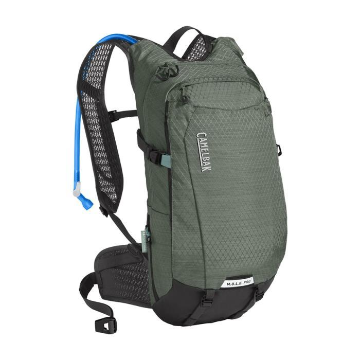 CAMELBAK Mule Pro 14 batoh s pitným vakem agave green/black