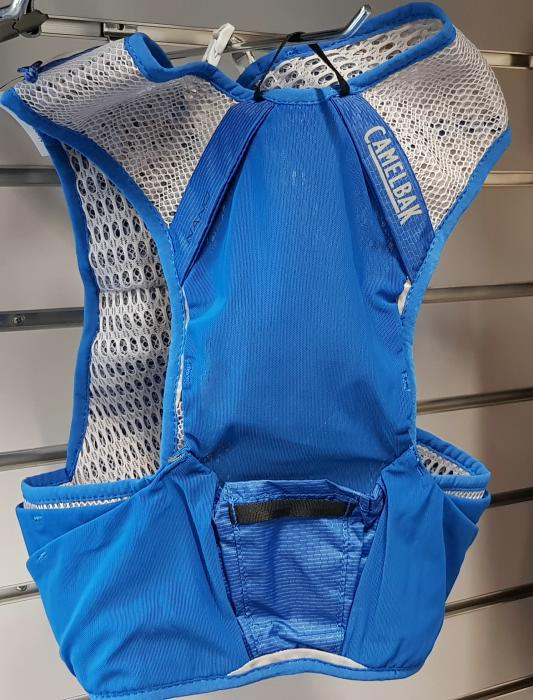 CAMELBAK Nano Vest běžecká vesta s lahvemi nautical blue/black S 2l