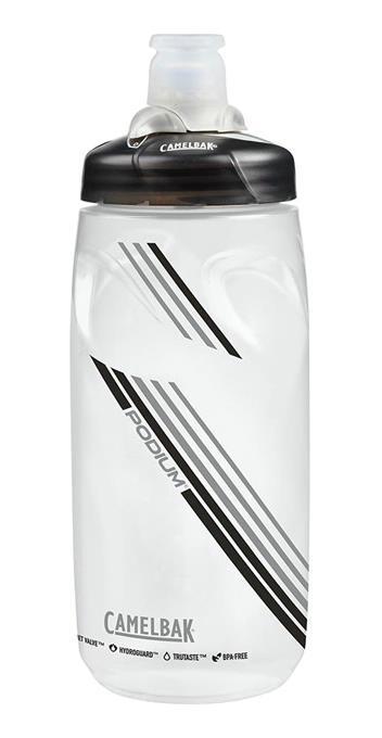 CAMELBAK Podium 0,6 l láhev   clear carbon