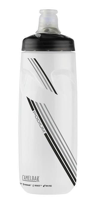 CAMELBAK Podium 0,7 l láhev clear carbon
