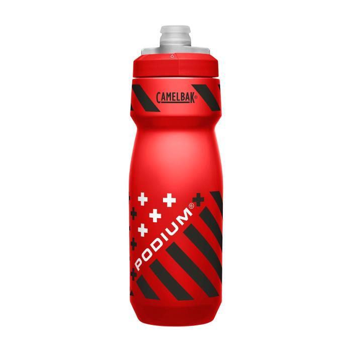CAMELBAK Podium 710ml láhev red/check stripes