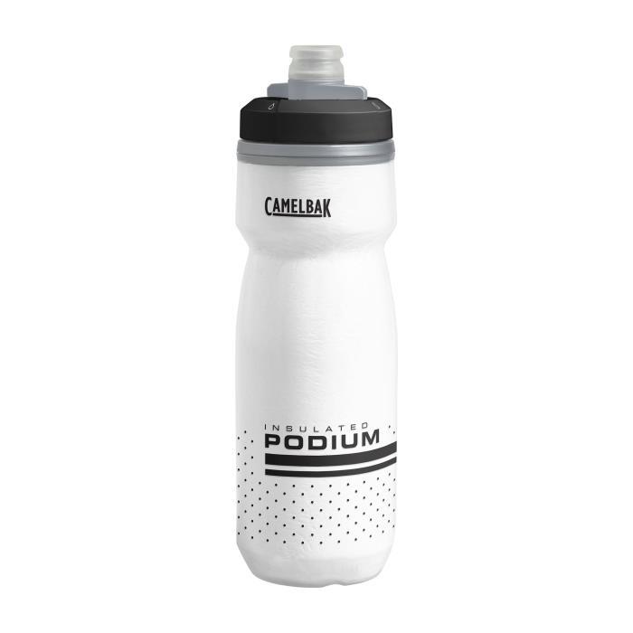 CAMELBAK Podium Chill 620ml termoláhev white/black