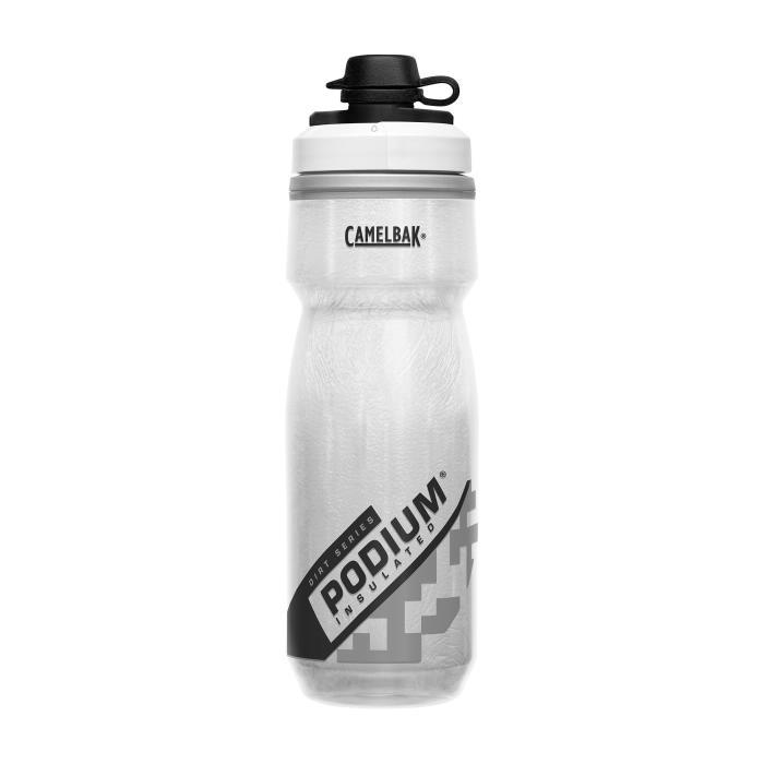 CAMELBAK Podium Chill Dirt  620ml láhev   white