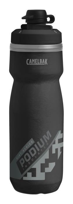 CAMELBAK Podium Chill Dirt 620ml láhev   black