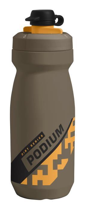 CAMELBAK Podium Dirt 620ml láhev   shadow grey/sulphur