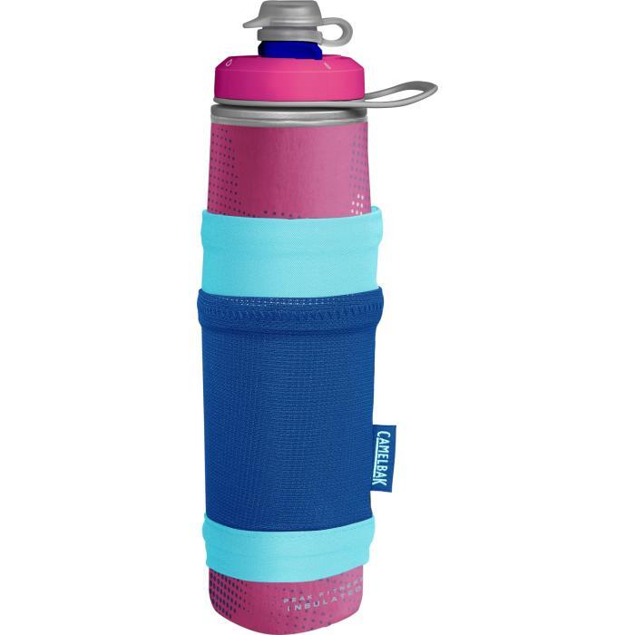 CAMELBAK Podium Fit Chill /Peak/ 0,73 l termoláhev + obal pink/blue