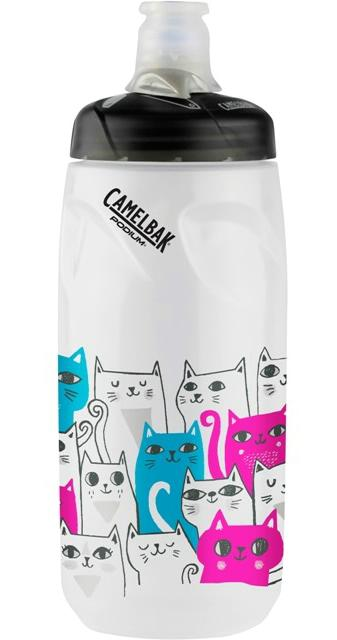 CAMELBAK Podium Youth 0,6 l láhev cats