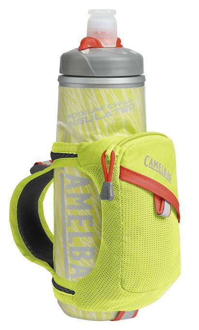 CAMELBAK Quick Grip Chill 0,6 l termoláhev + obal lime punch