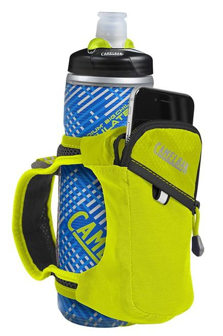 CAMELBAK Quick Grip Chill 0,6 l termoláhev + obal lime punch/black