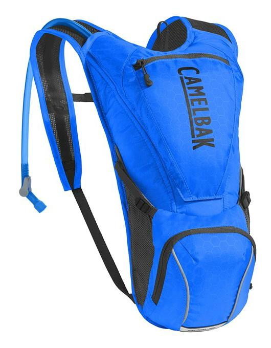 CAMELBAK Rogue 2,5 l batoh s pitným vakem carve blue/black