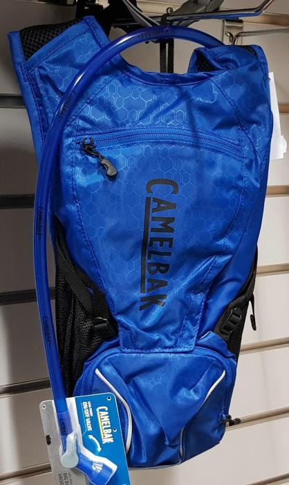 CAMELBAK Rogue 2,5 l batoh s pitným vakem lapis blue/atomic blue
