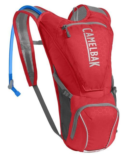 CAMELBAK Rogue 2,5 l batoh s pitným vakem racing red/silver