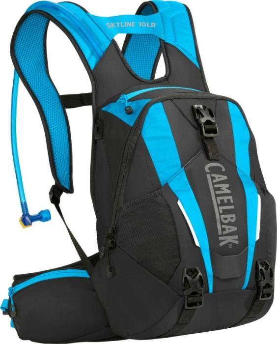 CAMELBAK Skyline 10 LR batoh s pitným vakem black/atomic blue