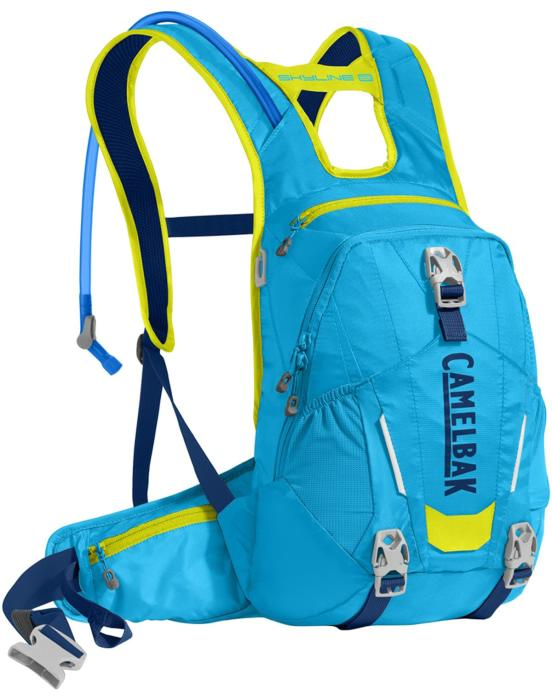 CAMELBAK Skyline LR 10 batoh s pitným vakem atomic blue/sulfur springs