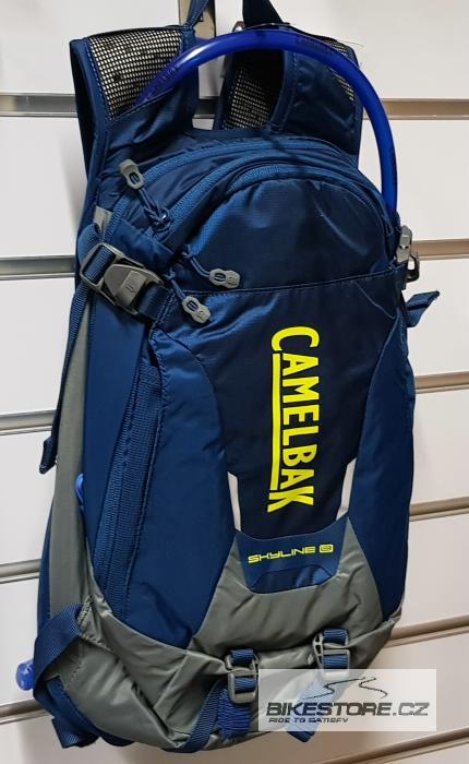 CAMELBAK Skyline LR 10 batoh s pitným vakem gibraltar navy/sage grey