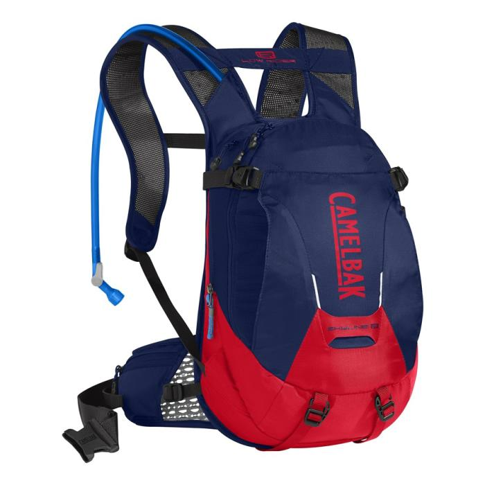 CAMELBAK Skyline LR 10 batoh s pitným vakem pitch blue/racing red
