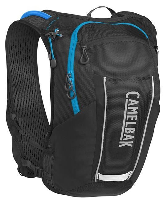 CAMELBAK Ultra 10 Vest vesta s pitným vakem black/atomic blue 8l