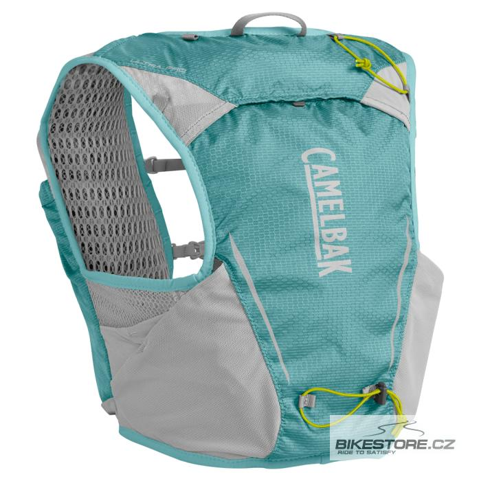 CAMELBAK Ultra Pro Vest Aqua Seal/silver dámská vesta s lahvemi L