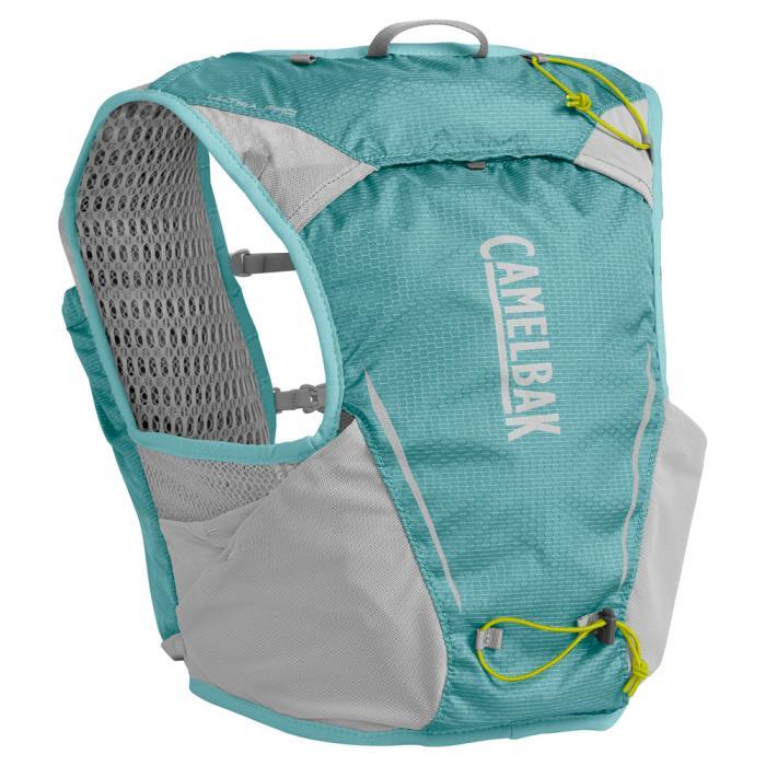CAMELBAK Ultra Pro Vest Aqua Seal/silver dámská vesta s lahvemi XS