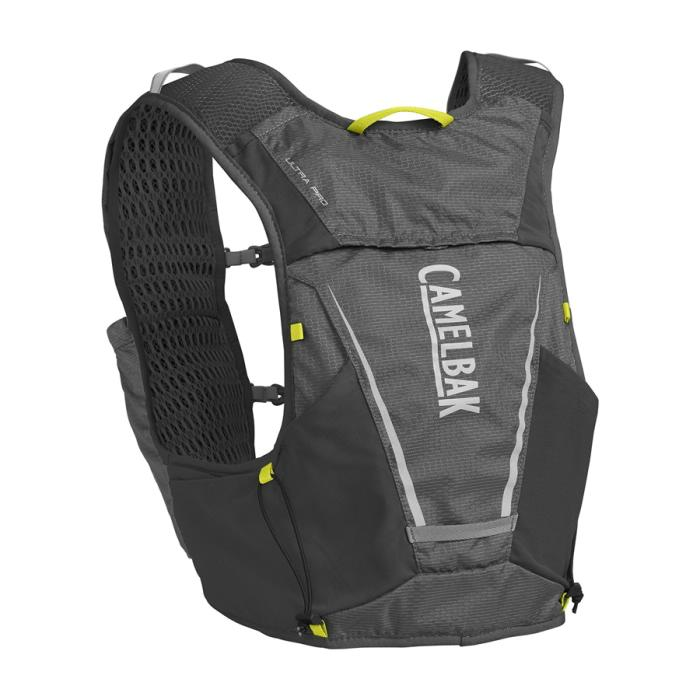 CAMELBAK Ultra Pro Vest Graphite/Sulphur Spring vesta s lahvemi L