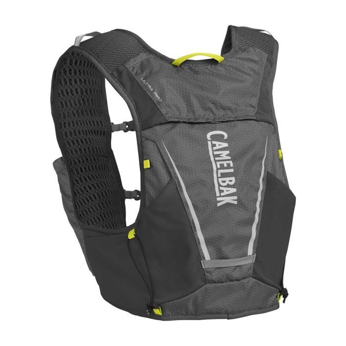 CAMELBAK Ultra Pro Vest Graphite/Sulphur Spring vesta s lahvemi M