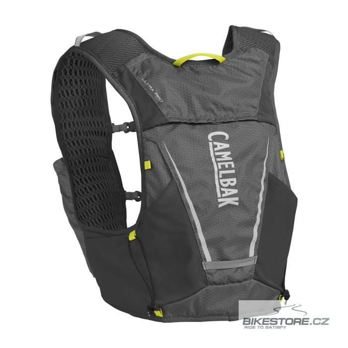 CAMELBAK Ultra Pro Vest Graphite/Sulphur Spring vesta s lahvemi S